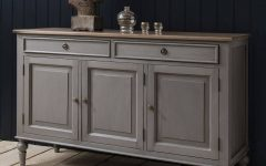 Dark Grey Sideboards