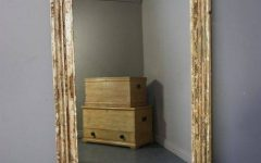 Oversized Antique Mirrors
