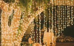 Outdoor Hanging Fairy Lights