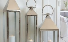 Outdoor Standing Lanterns