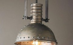 Industrial Looking Pendant Light Fixtures