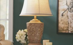 Elegant Living Room Table Lamps