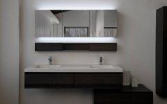 Modern Bath Mirrors