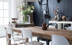 Parquet Dining Chairs