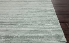 Solid Color Wool Area Rugs