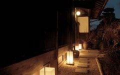 Outdoor Lighting Japanese Lanterns