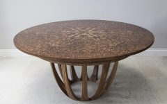 Johnson Round Pedestal Dining Tables