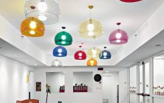 Kartell Fly Pendants