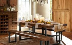 Griffin Reclaimed Wood Dining Tables