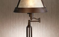Primitive Living Room Table Lamps