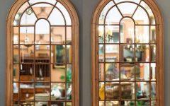 Window Wall Mirrors