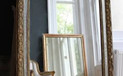 Giant Antique Mirrors