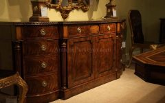 Large Buffets and Sideboards