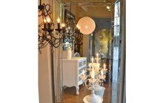 Venetian Floor Mirrors