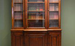 Oak Library Bookcase