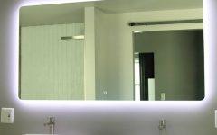 Led Illuminated Bathroom Mirrors