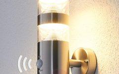 Outdoor Wall Lighting With Sensor