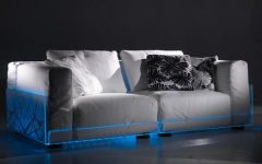 Sofas with Lights