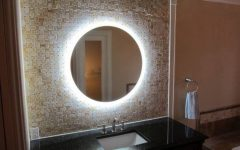Illuminated Wall Mirrors