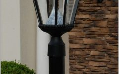 Modern Solar Driveway Lights at Home Depot