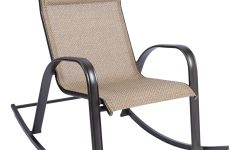 Stackable Patio Rocking Chairs