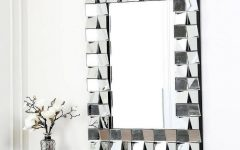 Modern Rectangular Wall Mirrors