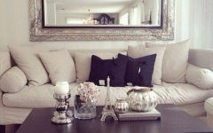 Decorative Wall Mirrors for Living Room