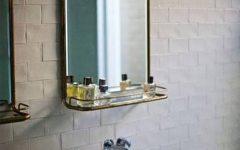 Retro Bathroom Mirrors