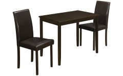 Lonon 3 Piece Dining Sets