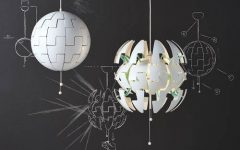 Ikea Globe Lights
