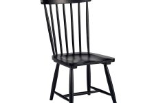 Magnolia Home Spindle Back Side Chairs