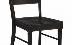 Magnolia Home Kempton White Side Chairs Bjg