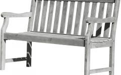 Manchester Solid Wood Garden Benches