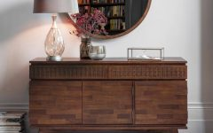 Mandara 3-drawer 2-door Sideboards