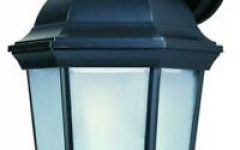 Rockmeade Black Outdoor Wall Lanterns