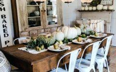 Medium Elegant Dining Tables
