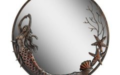 Mermaid Wall Mirrors