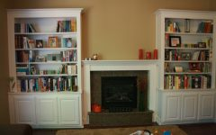 Built in Bookcase Kits