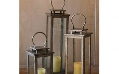 Large Outdoor Rustic Lanterns