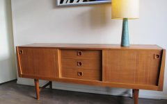 Mid Century Sideboards