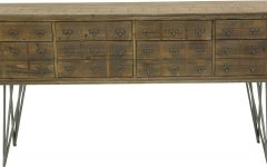 Reclaimed Elm 71 Inch Sideboards