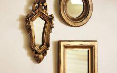 Mini Wall Mirrors