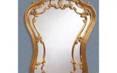 Antique Victorian Mirrors