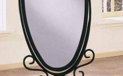 Wrought Iron Standing Mirrors