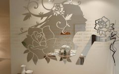 Wall Mirror Decals