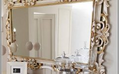 Large Elegant Wall Mirrors