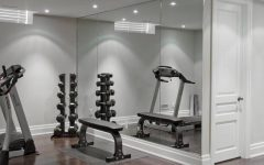 Wall Mirrors for Home Gym
