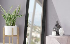 Modern & Contemporary Beveled Wall Mirrors