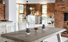 Modern Farmhouse Extending Dining Tables