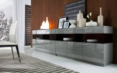 Modern Dining Room Sideboards